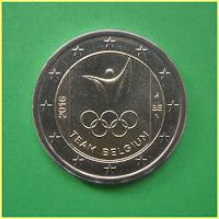 Bélgica 2016 Olimpiadas