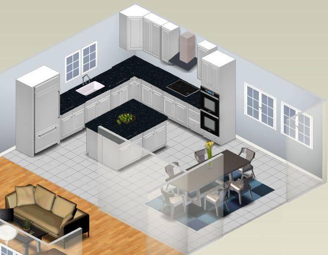 Autodesk Homestyler Examples