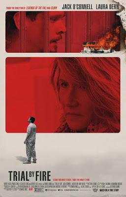 Trial By Fire 2019 DVD R1 NTSC Sub