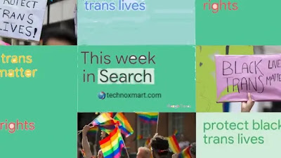 The Most Searched Term For Google On June 2020 Includes BLM Pride Flag And Pride Fist