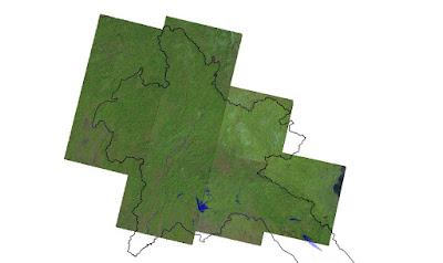 Cloudless Atlas Laos 2020
