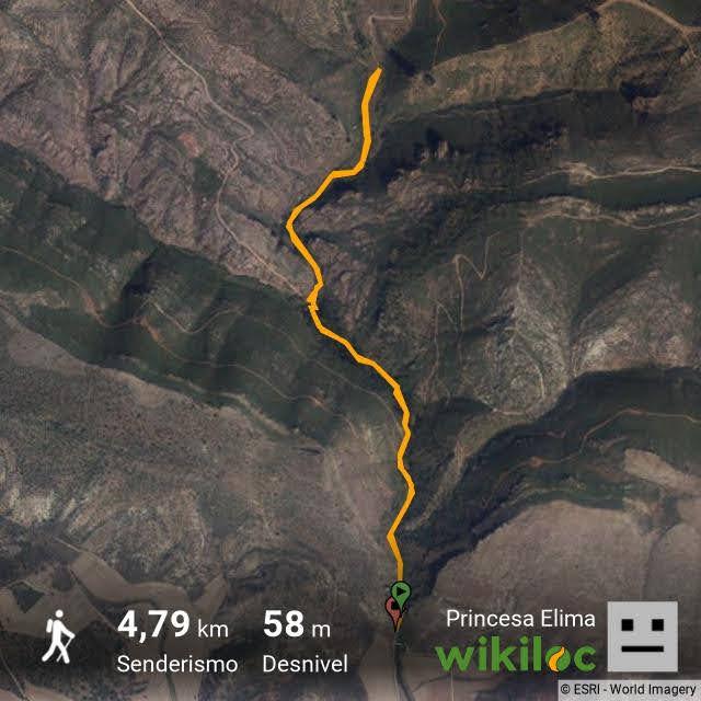 Ruta valle de los milagros