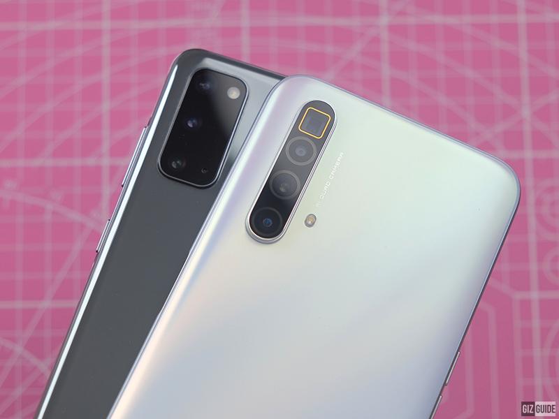 realme X3 SuperZoom vs Samsung Galaxy S20 - Quick zoom comparison