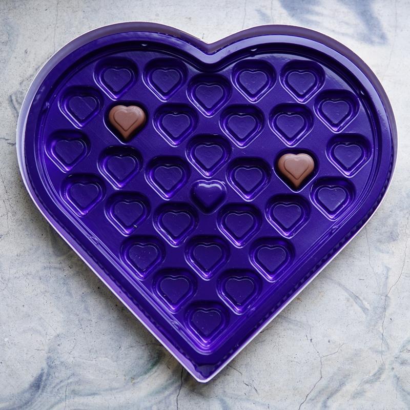 suklaa, marabou, ystävänpäivä