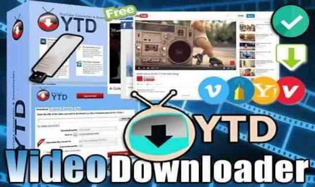 تحميل برنامج YTD Video Downloader Pro Portable نسخة محمولة مفعلة اخر اصدار
