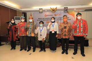 Pembukaan Sekolah Kader Pengawasan Partisipatif (SKPP) Tingkat Dasar
