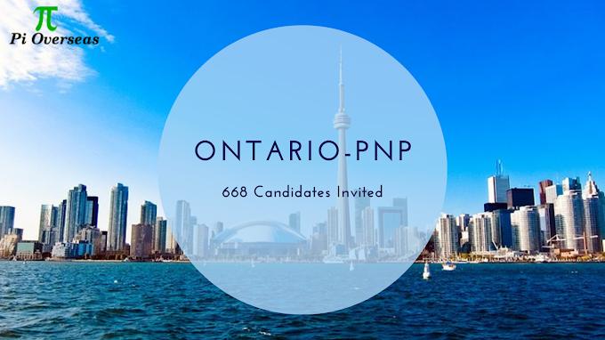 Ontario PNP- Tech Draw