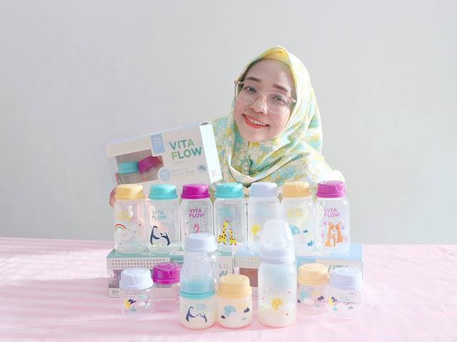 Botol ASI Vitaflow Baby