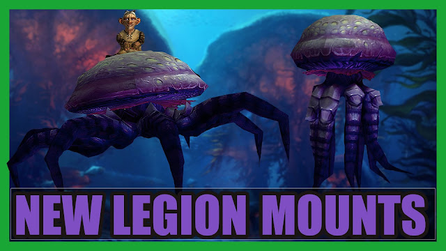 How to Obtain the Fathom Dweller Mount in World of Warcraft: Legion