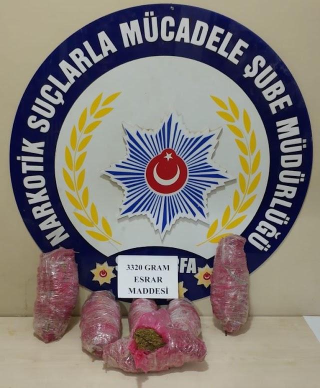 Urfa'da 7 kişi tutuklandı