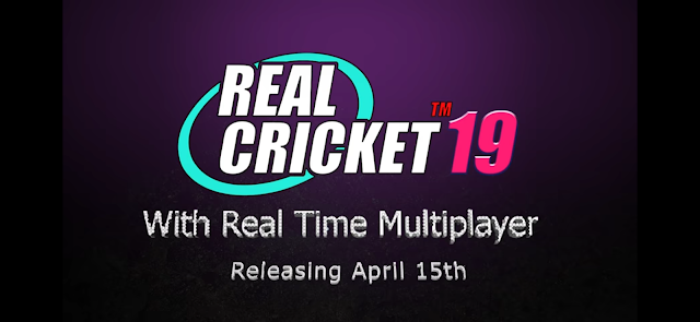 Real Cricket 19 Released Date