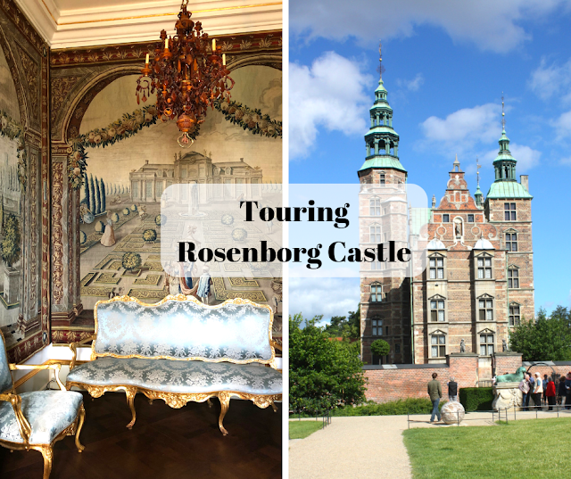Rosenborg Castle and King's Garden Dazzle Visitors Royally in Copenhagen