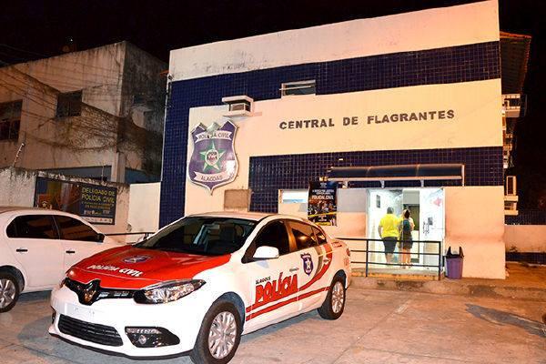 Em Maceió, Pai é preso suspeito de estuprar e assassinar bebê de dois meses