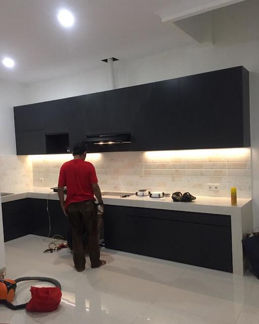 Kitchen Set Gresik 2019