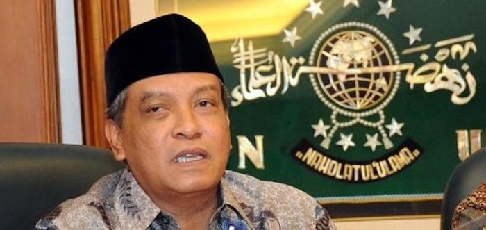 KH. Said Aqil Siraj: Pengurus NU Tidak Boleh Menggunakan Atribut NU Untuk Kepentingan Politik Praktis