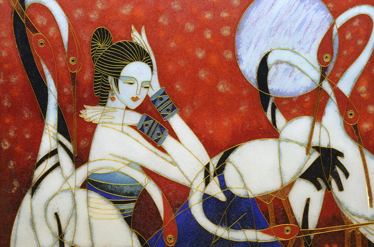 Defenisi/Pengertian, Unsur, Prinsip, Fungsi, Konsep Karya Seni Rupa Seni Budaya