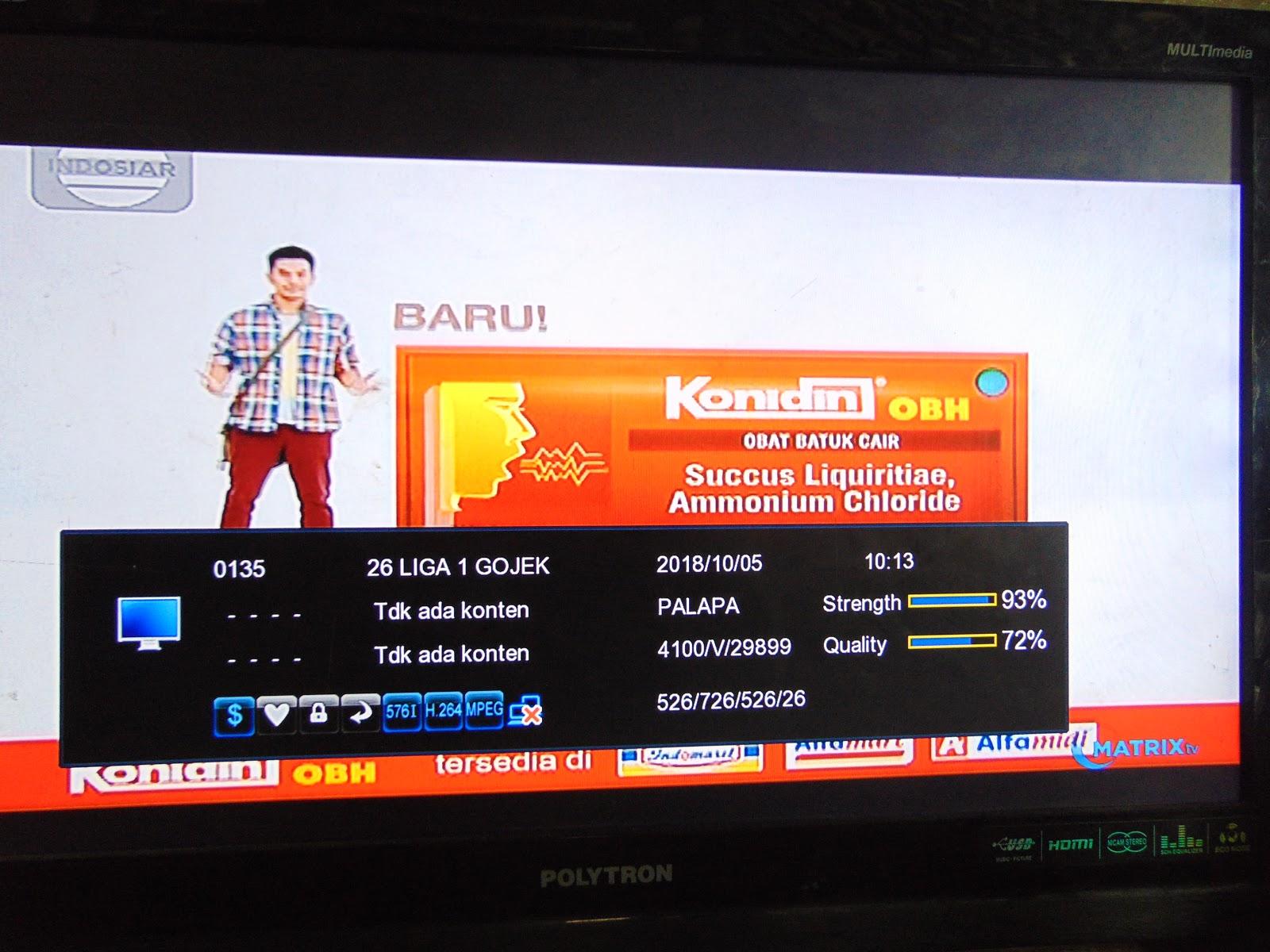 Info Harga Matrix Garuda Paket All Channel Dan Liga Indonesia Kemeja Lengan Panjang Jill Offwhite Black 24384l8oh Logo Jeans Putih L Untuk 26 1 Gojek Adalah Indosiar