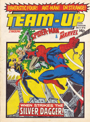Marvel Team-Up #16, Spider-Man and Ms Marvel