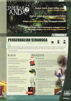 Anti Serangga TERMINIX