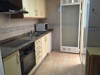 piso en alquiler calle la purisima almazora cocina