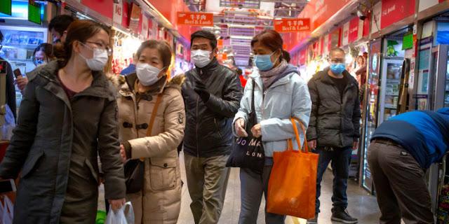Εκπρόσωπος Υπουργείου Εξωτερικών Κίνας: Κατηγορεί τις ΗΠΑ για την εξάπλωση του κορωνοϊού