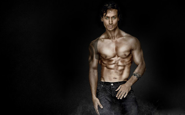 Tiger Shroff Wallpaper
