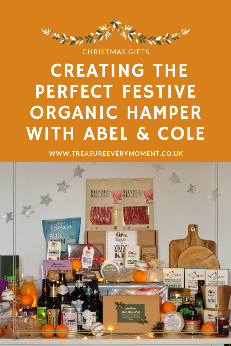 CHRISTMAS GIFTS: Creating the Perfect Festive Organic Food Hamper with Abel & Cole