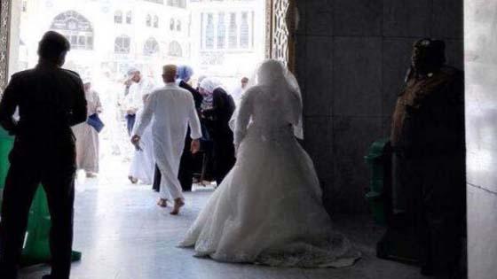 Disebalik Kisah Pengantin Dilarang Masuk Ke Masjidil Haram