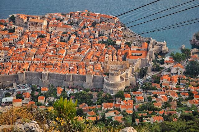 stunning views of the Old City Dubrovnik aka Kingslanding