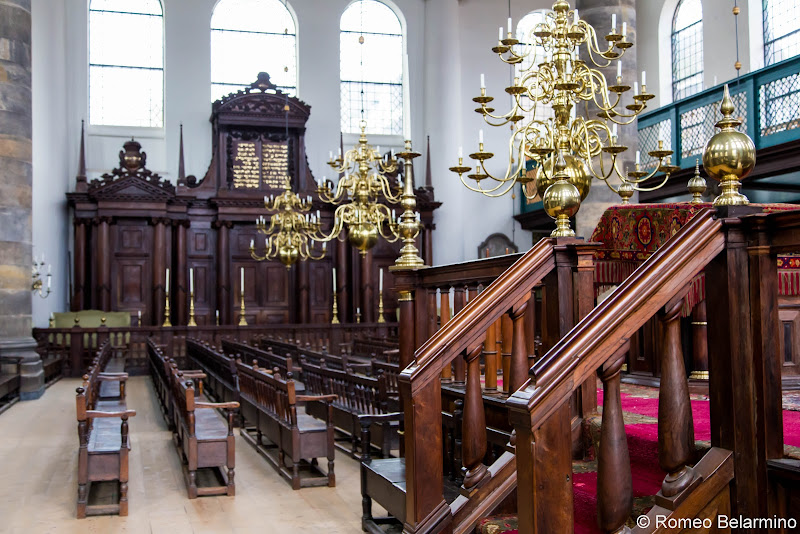 Portuguese Synagogue Things to Do Amsterdam Vacation