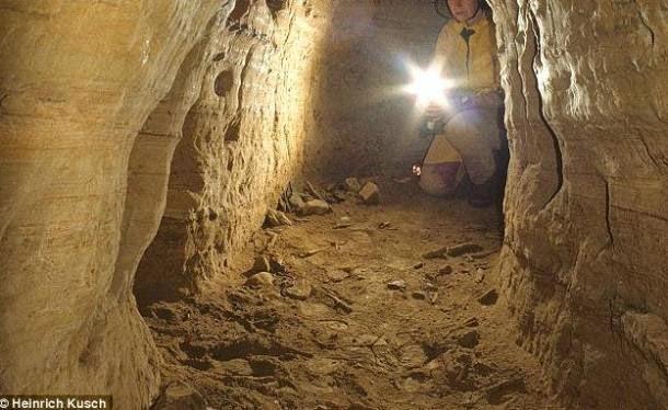 gallerie sotterranee
