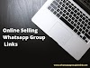Online Selling Whatsapp Group Link