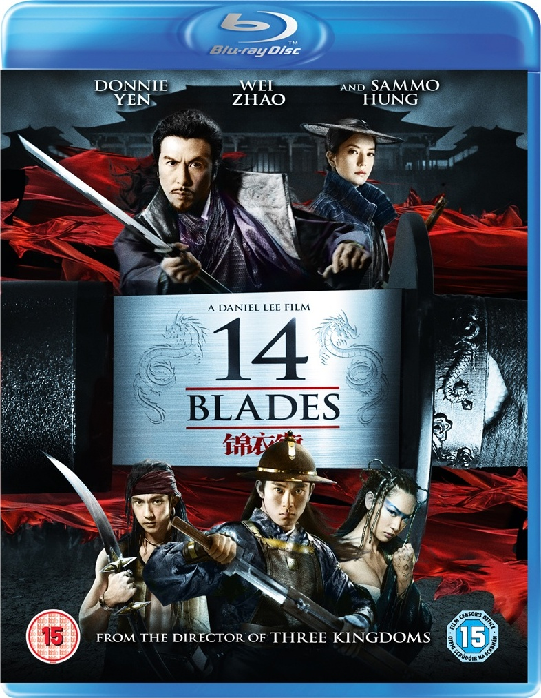 Download 14 Blades 2010 x264 720p Esub BluRay Dual Audio Hindi GOPISAHI Torrent