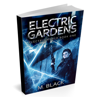 ELECTRIC GARDENS out now!