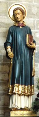 St Lawrence the Deacon
