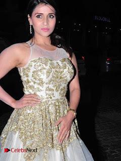 Actress Mannara Chopra Pictures at Britannia Filmfare Awards 2016  0002.jpg