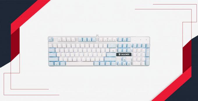 SADES K10 Mechanical Gaming Keyboard