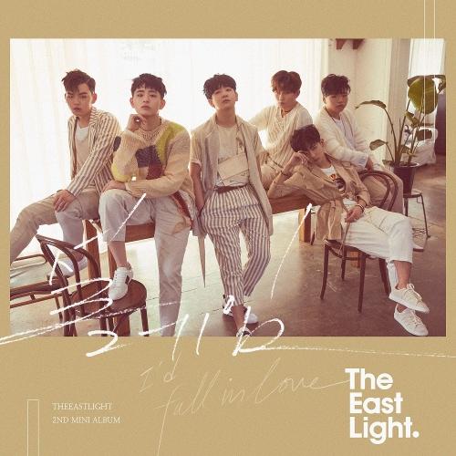 TheEastLight. – Love Flutters – EP