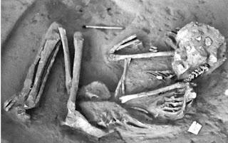 Foto USP/Chesf - Matéria  Museu de Arqueologia de Xingó - BLOG LUGARES DE MEMÓRIA