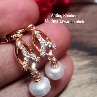 Model Anting Mutiara Air Tawar