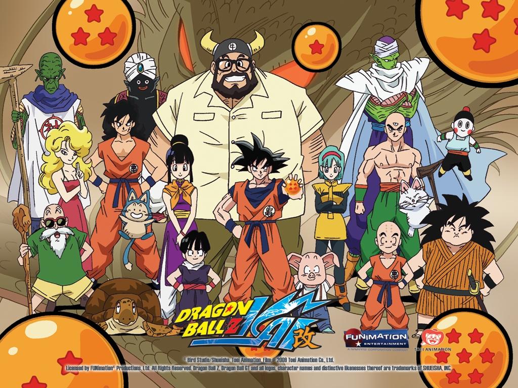 Dragon Ball KAI Full Episode (01 - 98) Subtitle Indonesia