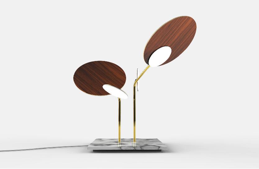 lampada da tavolo Ballon di Tunto