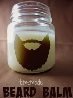Homemade Beard Balm