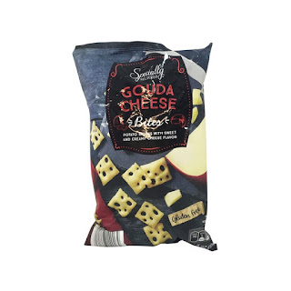A stock image of Specially Selected Gouda Cheese Bites