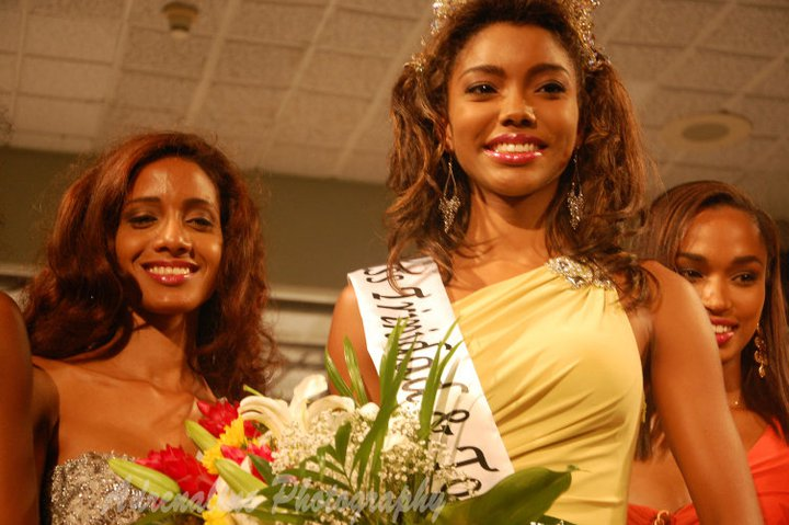 More Photos of Lee-Ann Forbes Miss World Trinidad and Tobago 2011