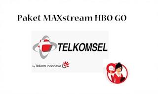 Paket MAXstream HBO GO