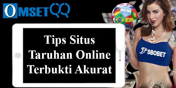 Situs Taruhan Online