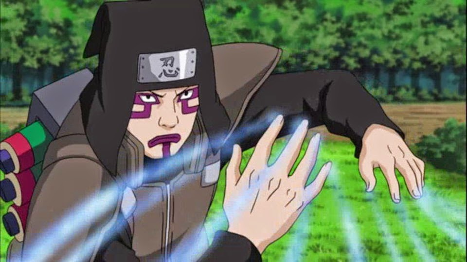 Kankuro Cuarta Guerra Ninja