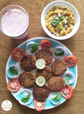 Indian Style mince kebab Recipe