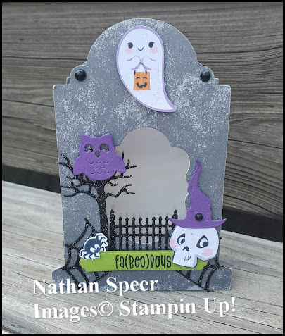 Spoiler alert--Halloween Mystery Craft Box reveal with PDF promotional offer.